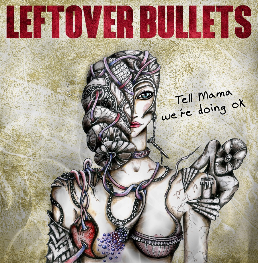 New | Leftover Bullets - Wasted Silence