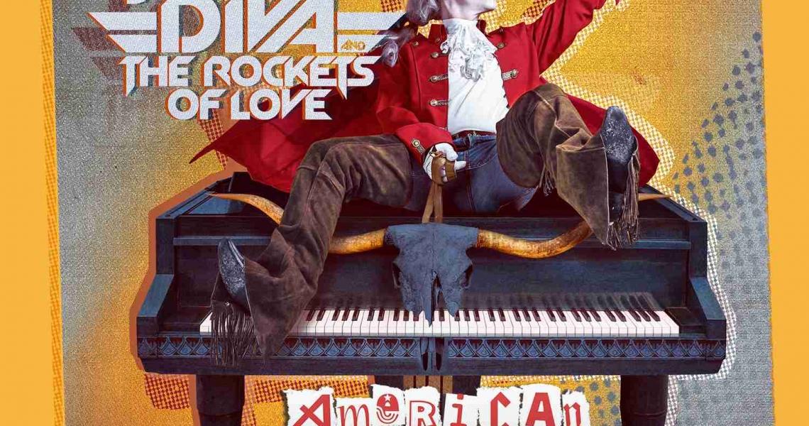 John Diva & The Rockets Of Love - American Amadeus | Δισκοκριτική