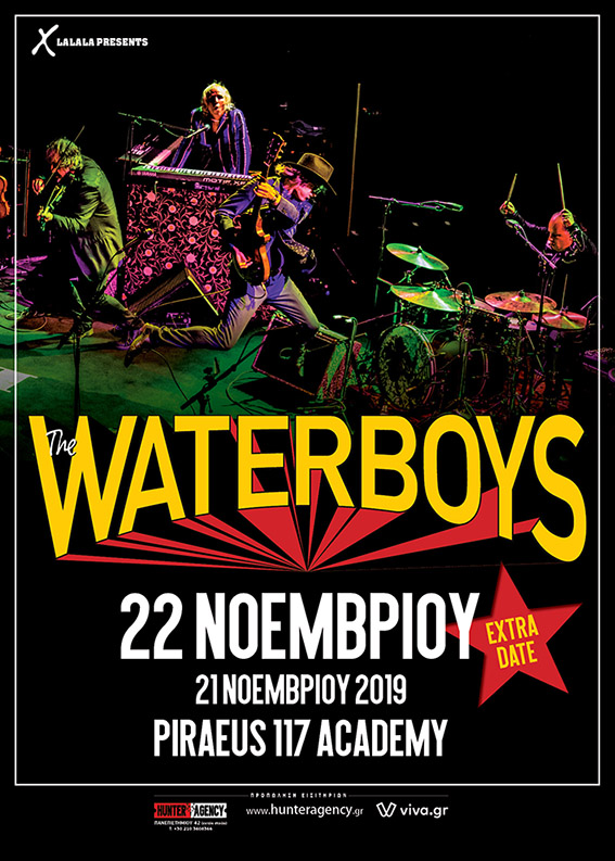 The Waterboys EXTRA DATE2