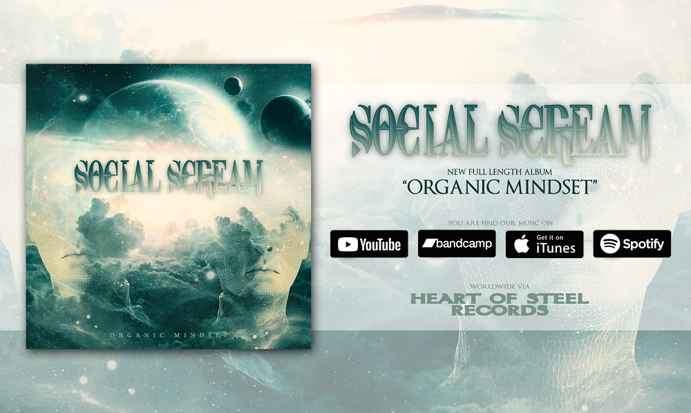 New | Social Scream - World of Shadows