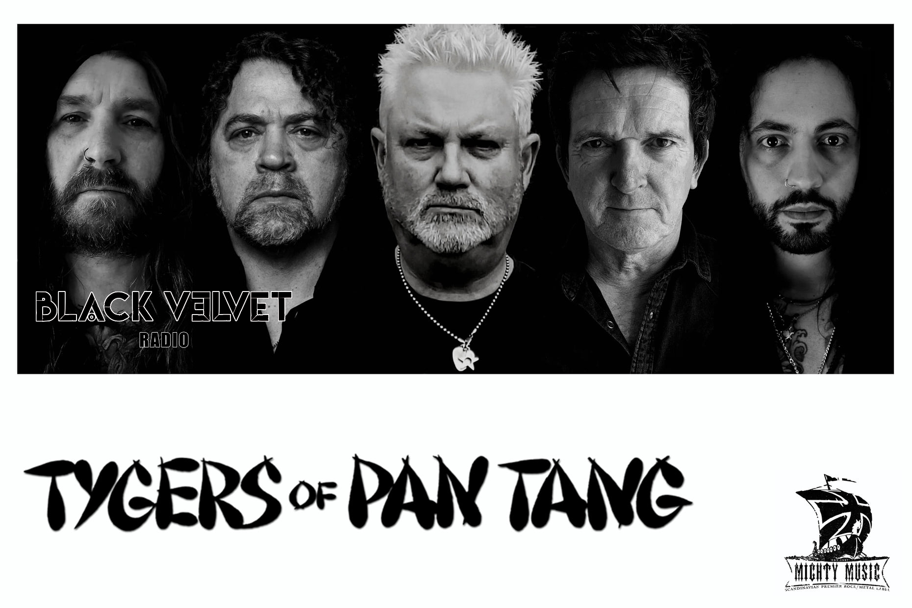 Interview with Jacopo Meille | Tygers of Pan Tang