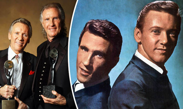 Bill Medley and Bobby Hatfield 748735